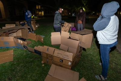 UTA Volunteers to host One Night Without a Home event to raise awareness, destigmatize homelessness