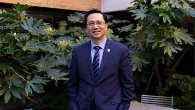 UTA appoints Teik Lim as interim president after pausing presidential search due to COVID-19