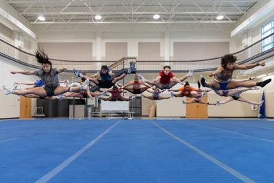 Coronavirus cancellations dash the UTA cheer team's hopes for a seventh national championship win