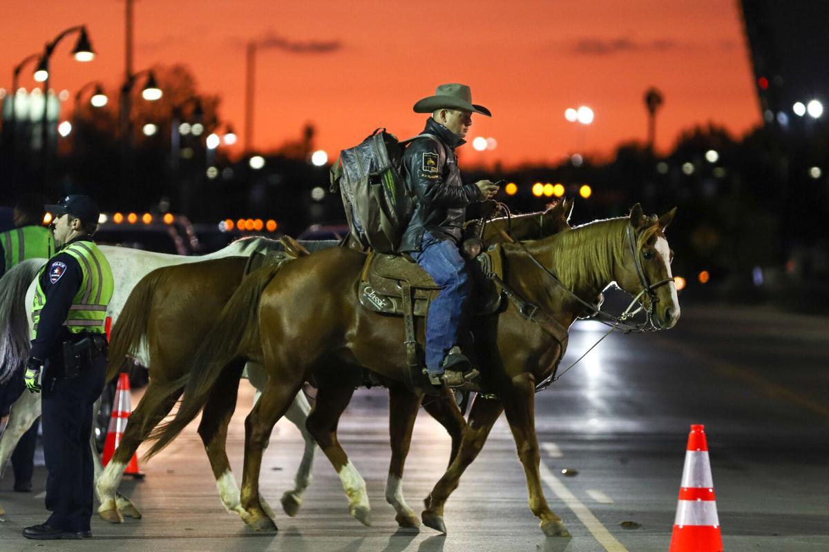Photos: Arlington hosts Wrangler National Finals Rodeo at Globe Life Field
