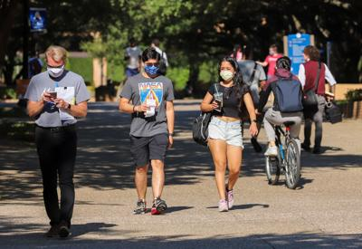 UTA students react to Gov. Greg Abbott lifting the mask mandate, opening businesses at full capacity