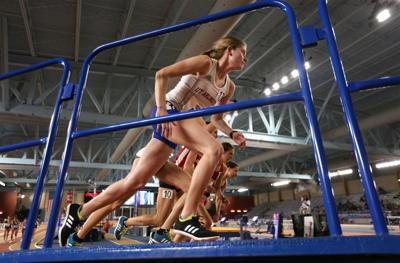 UTA indoor track and field teams open season with podium finishes at Ted Nelson Invitational