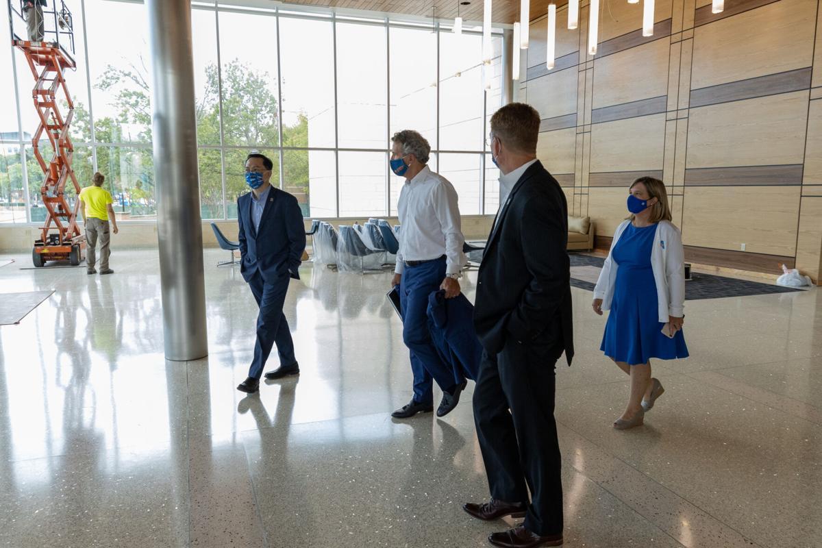 Chancellor James Milliken assesses UTA's COVID-19 preparations for fall semester