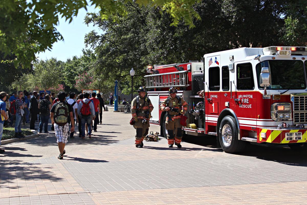 Microwaved potato causes Nedderman Hall evacuation