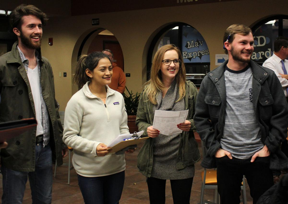UTA groups uncover safety concerns at annual Night Walk