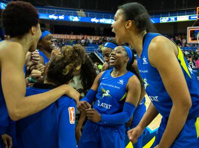 Here's how the Dallas Wings fared at the 2021 WNBA Draft with three first-round picks