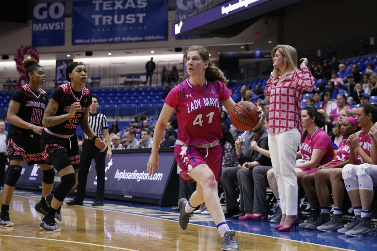 Lady Mavericks earn hard-fought win against Arkansas State University