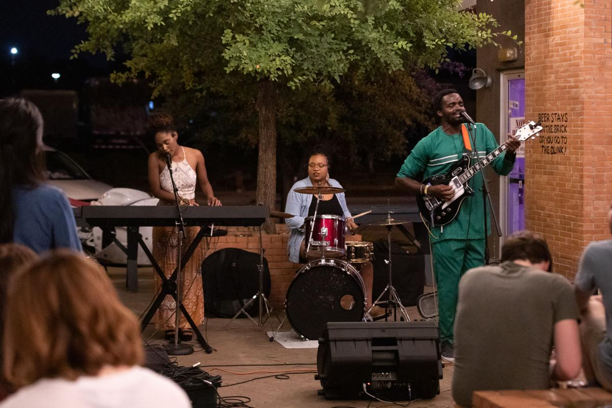 Photos: Downtown Arlington concert features local artists on indoor, outdoor stages