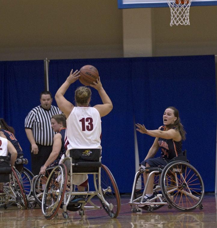 Uno Wheelchair College Tournament: National Wheelchair Basketball Association Tournament
