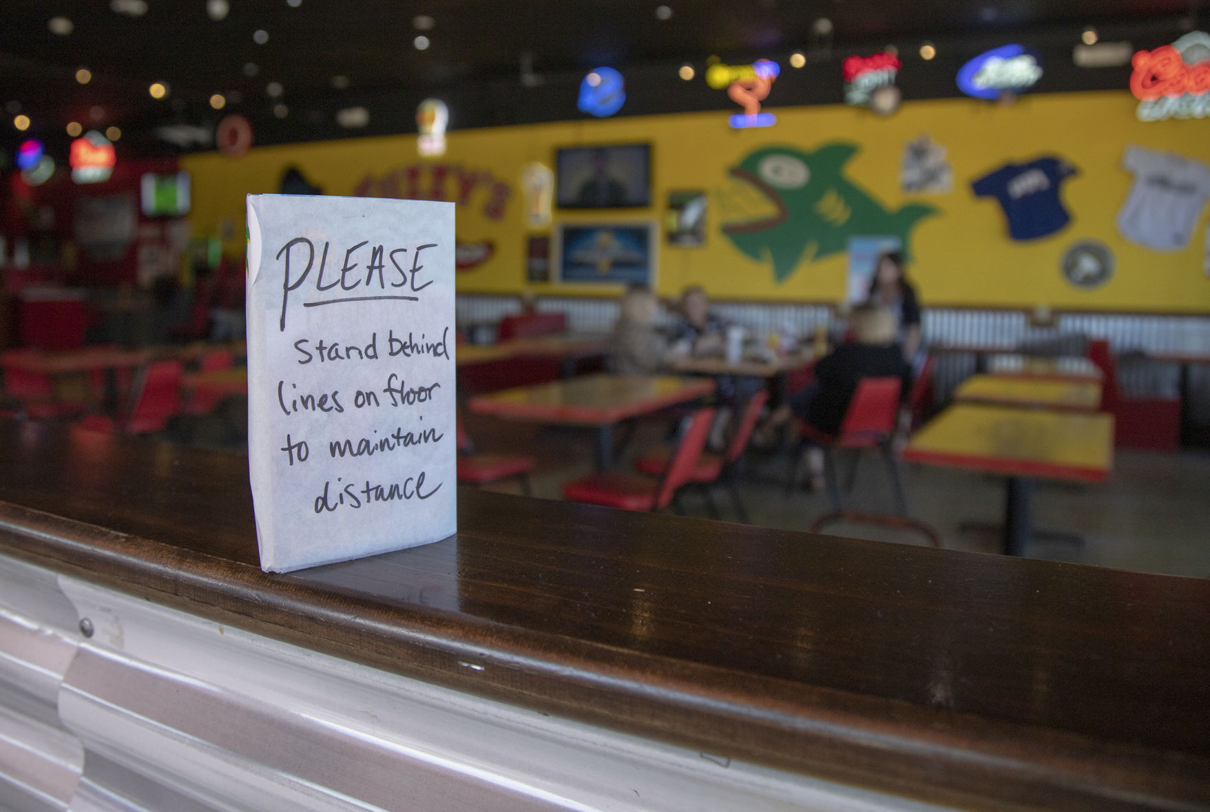After over a month of self-isolation, Texans react to businesses reopening under restrictions
