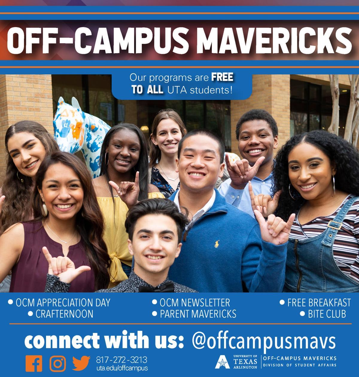UTA Off-Campus Mavericks