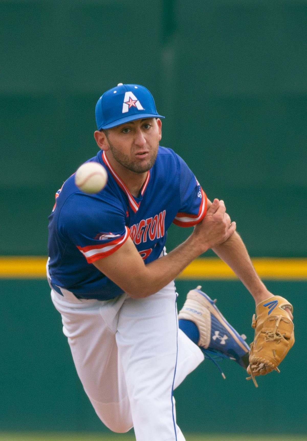 Meet UTA baseball's NCAA-leading closer
