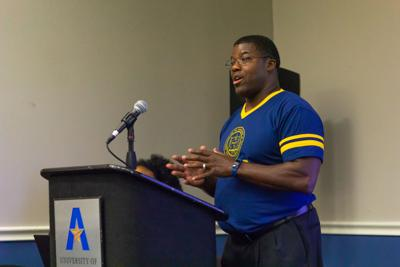 The mission to serve: UTA alumnus Marvin Sutton's life of service