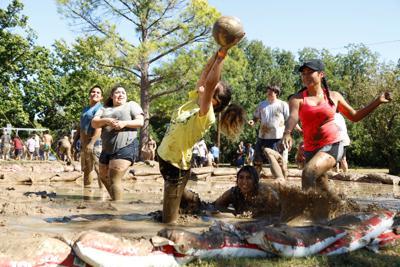 UTA's muddiest tradition makes its grand comeback