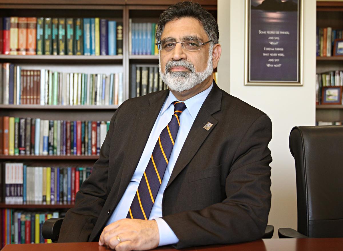 President reflects on 5 year anniversary at UTA | News