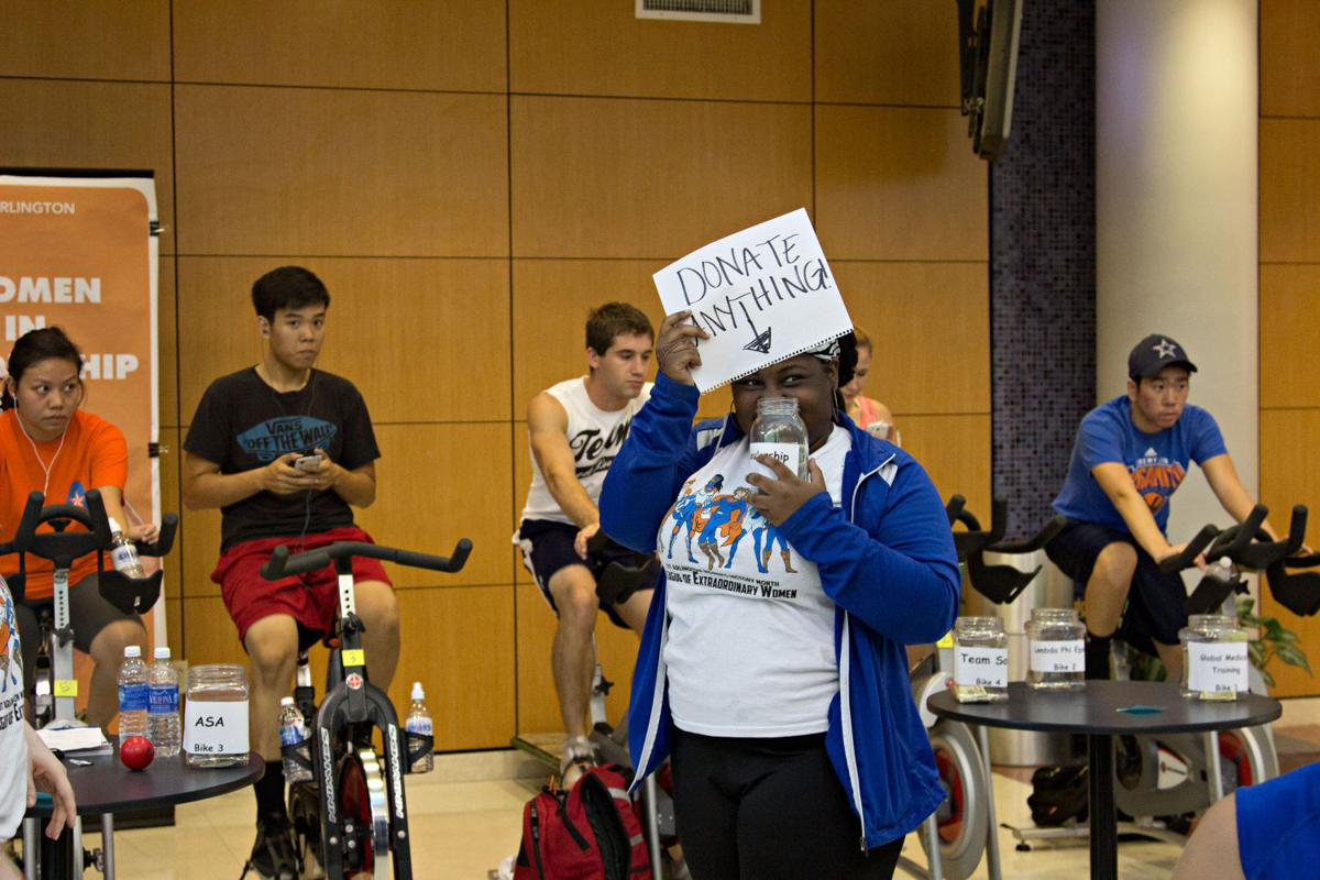 Record number of teams participate in cyclethon