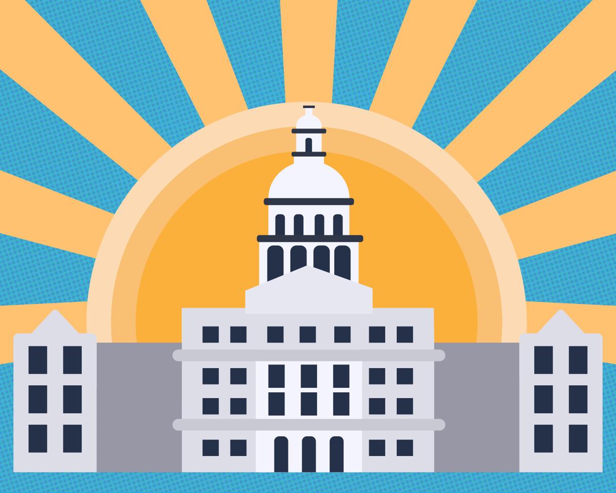 Opinion: Student should participate in the legislative process