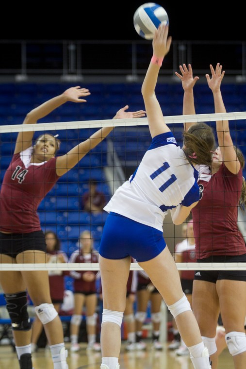 Volleyball vs. New Mexico State University