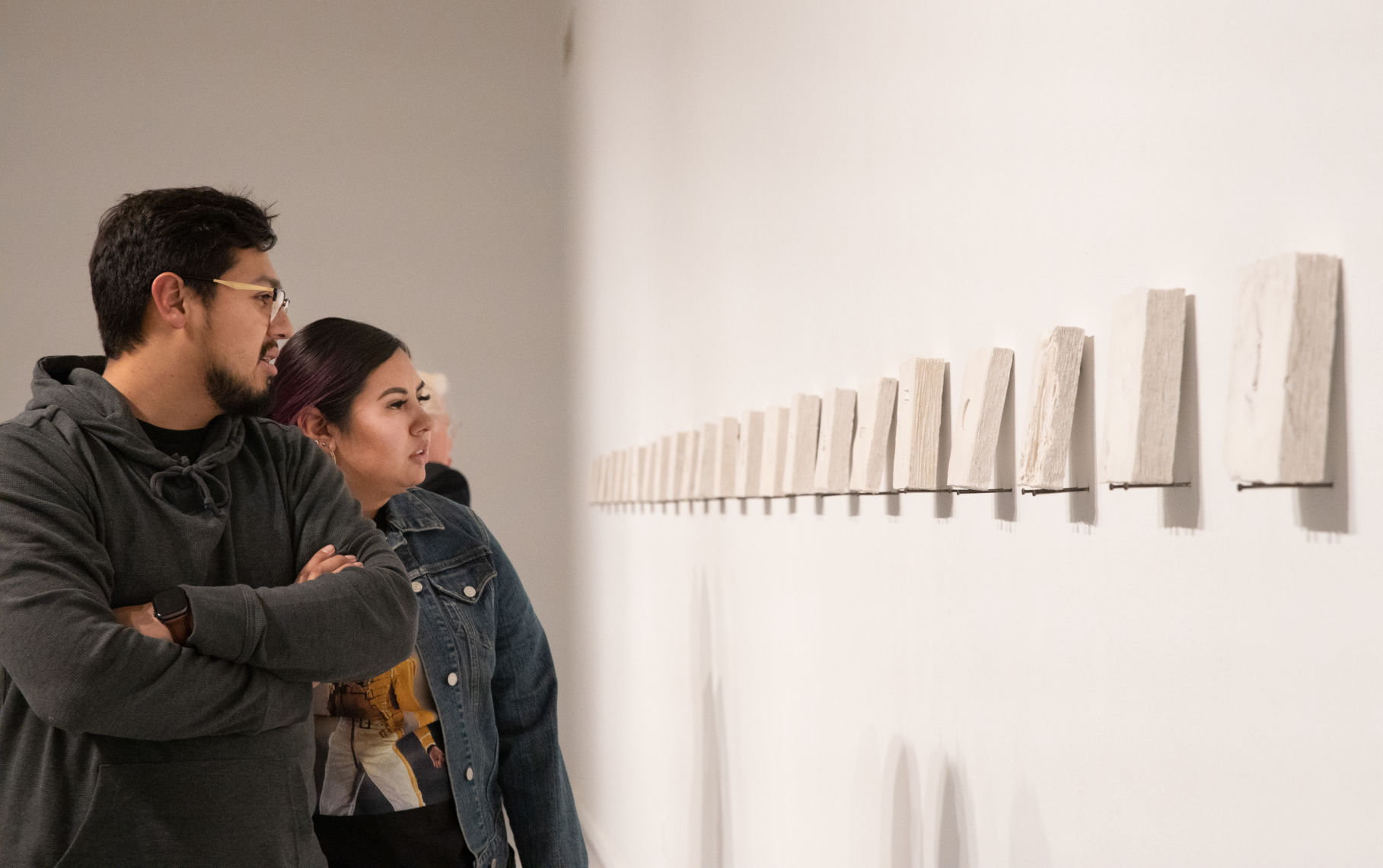 The Gallery at UTA hosts reception featuring 2 Texan artists from San Antonio, Ennis