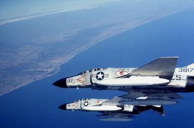 UTA alumnus, veteran chronicles experience as radar intercept officer during Vietnam War