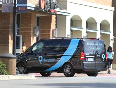 Arlington's Via Rideshare service loses 60% ridership due to COVID-19 pandemic