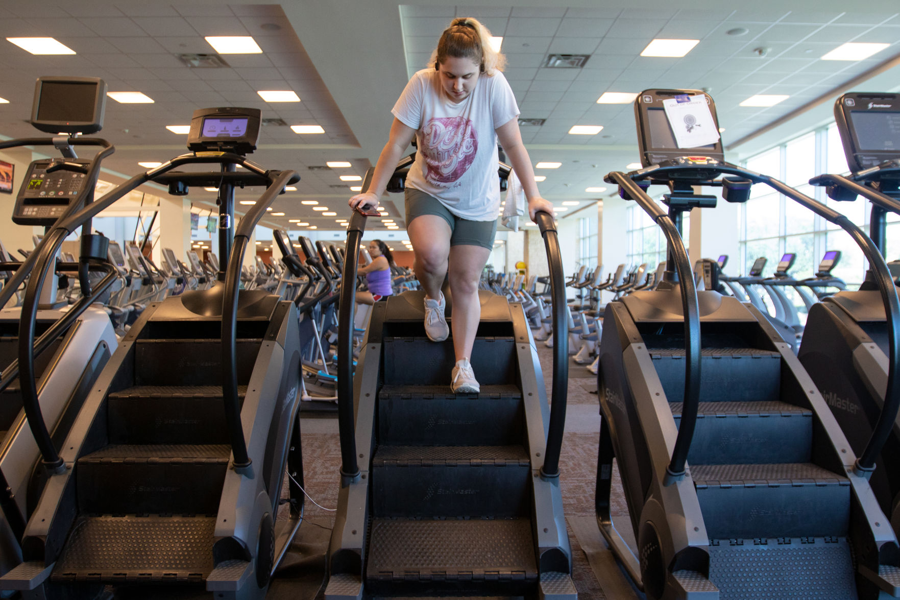 The MAC: UTA's free fitness facility