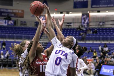 Sun Belt Conference selects Cierra Johnson as women's basketball Player of the Week