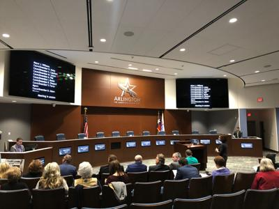 Arlington City Council authorizes 10-year agreement with UTA for a new community design/build center