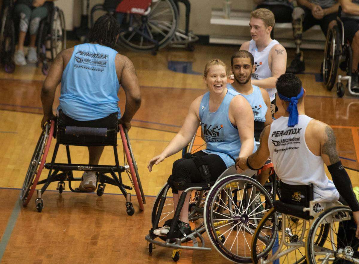 UTA hosts 16th Annual Dallas DK3 Invitational 3x3 Wheelchair Basketball Tournament