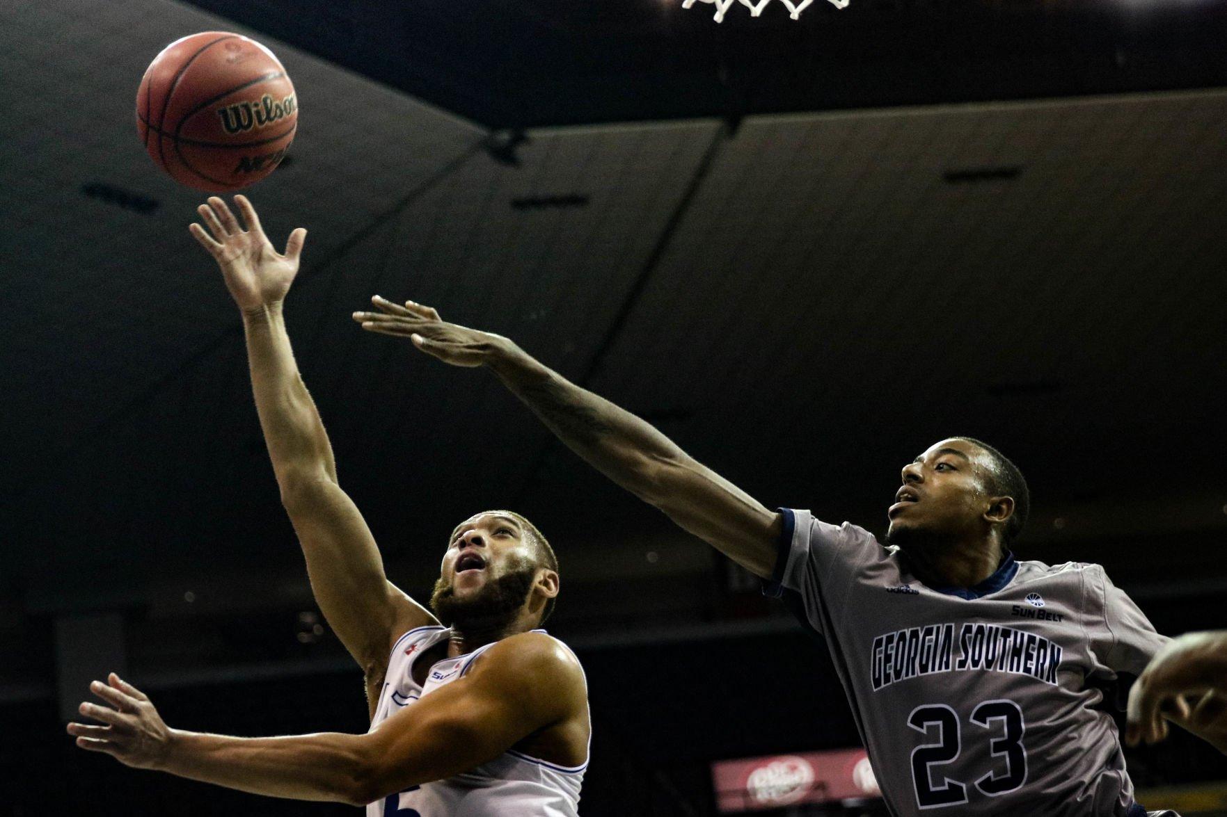 Mavericks advance to championship final with win over Georgia Southern University