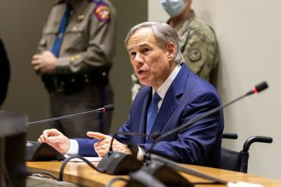 Gov. Greg Abbott loosens restrictions on certain businesses as COVID-19 hospitalizations decrease