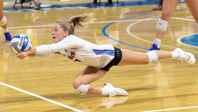UTA volleyball players earn 2 Sun Belt Conference weekly honors