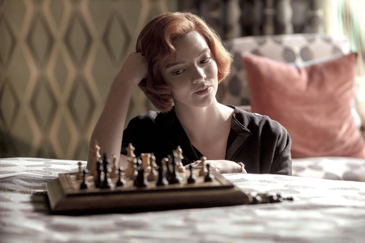 Opinion: 'The Queen's Gambit' proves that chess brings people together