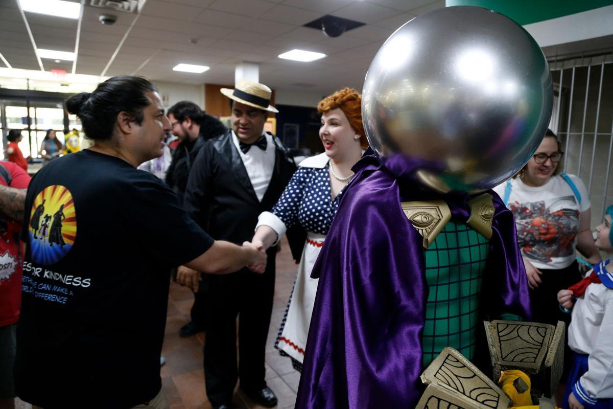 ArlingCon pop culture convention cultivates community