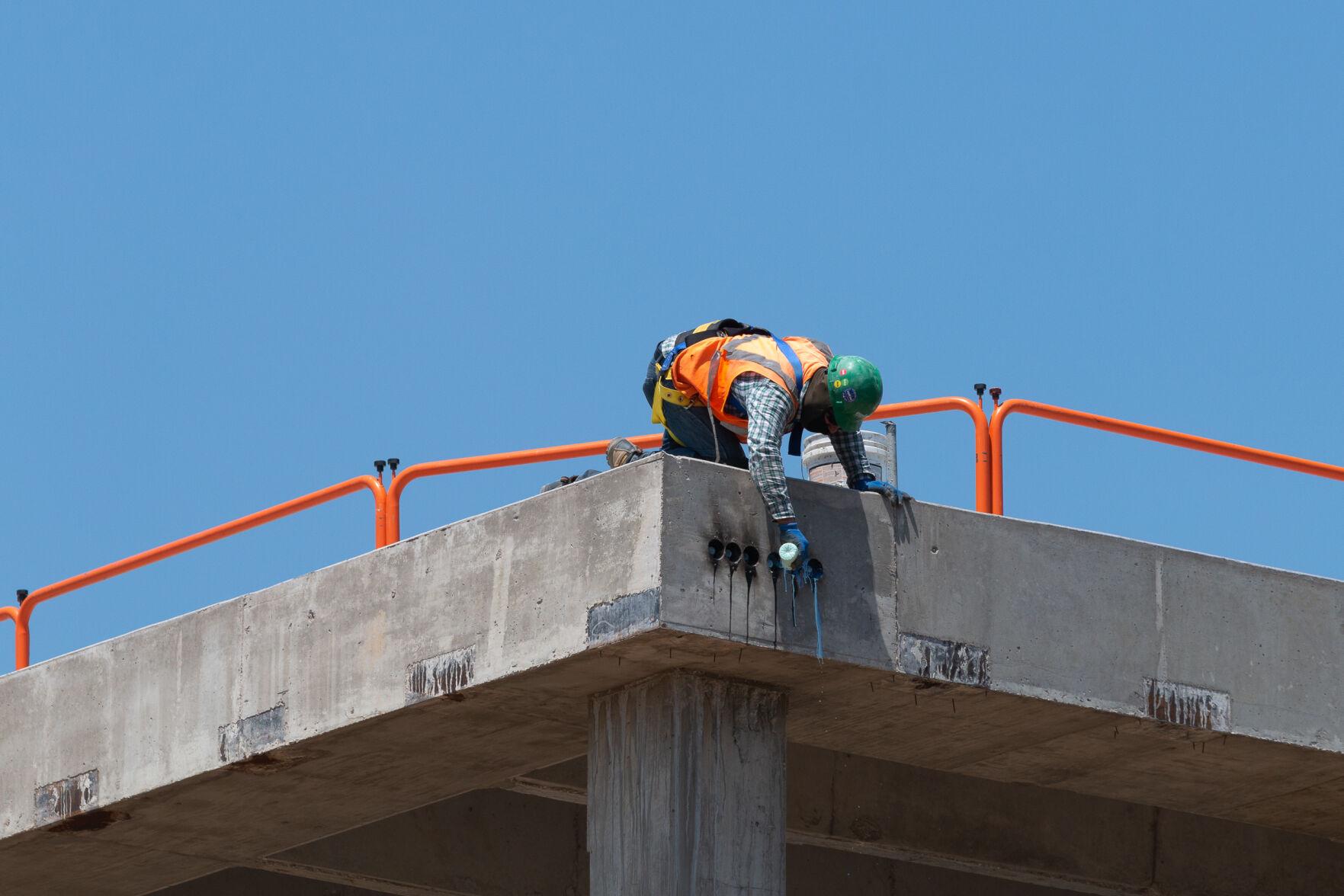 Campus construction update for UTA community