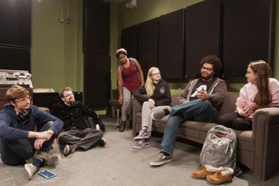 UTA's Recording Studio helps students gain experience