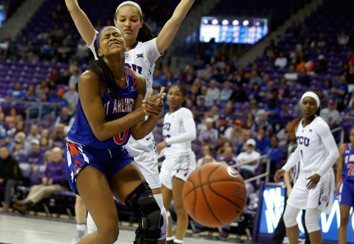 Lady Mavericks fall to TCU in round two of Women's National Invitation Tournament