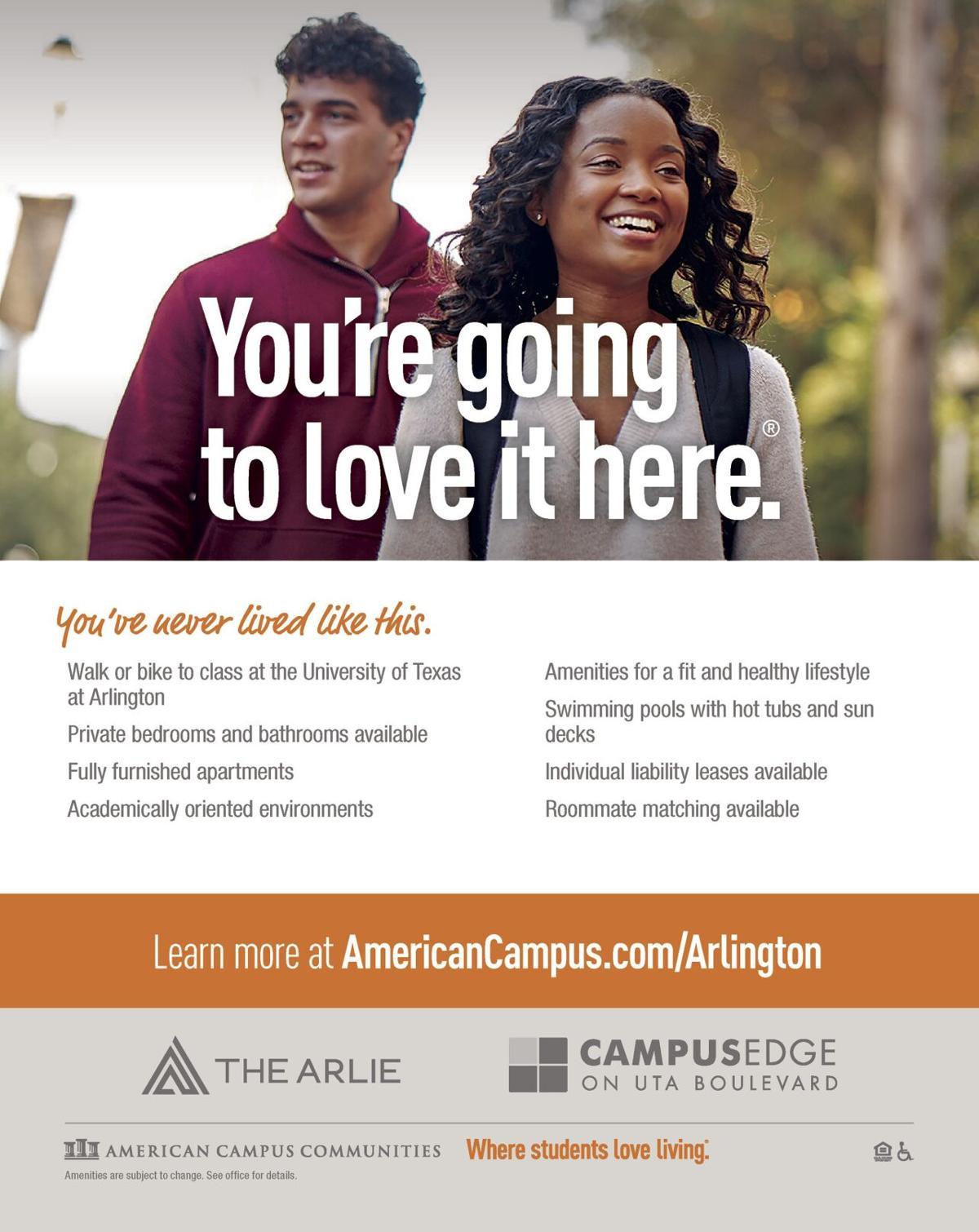 The Arlie & Campus Edge #2