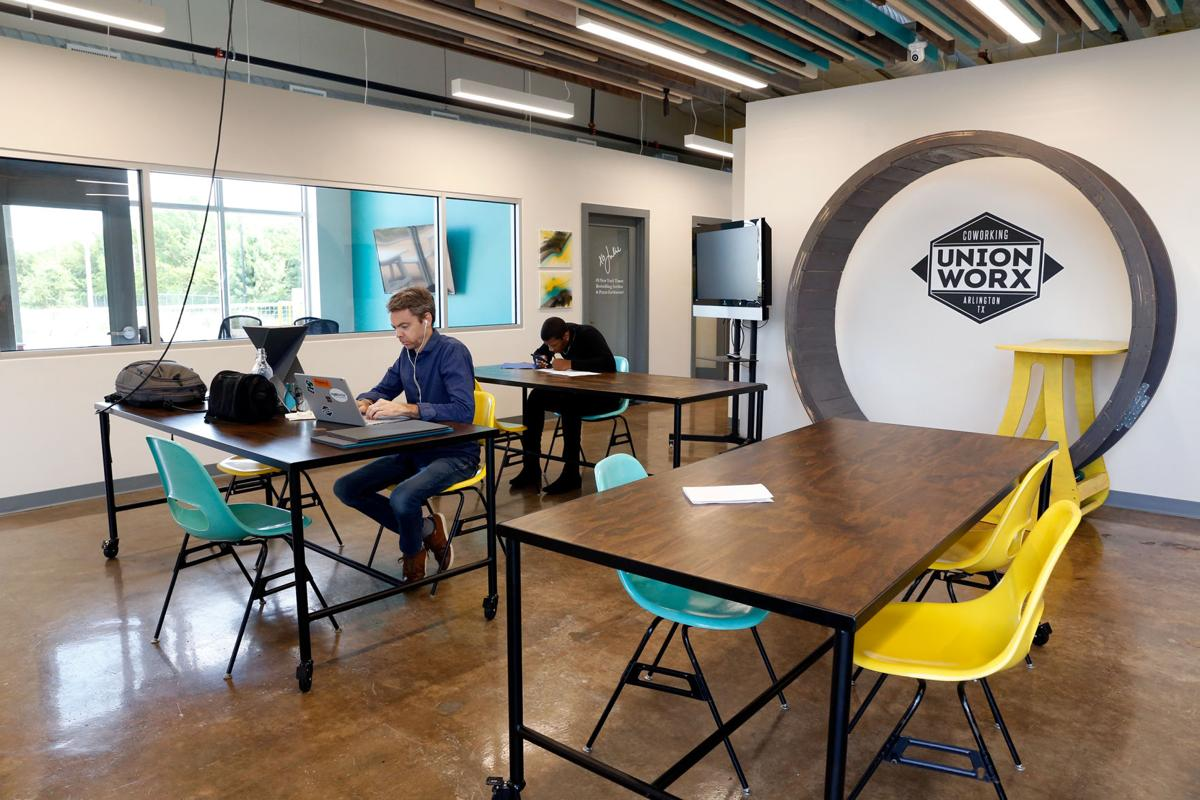 Coworking spaces allow for entrepreneurial communities to thrive across Arlington