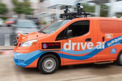 Arlington expands Drive.ai autonomous vehicle transportation program