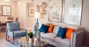Flintridge Living Room