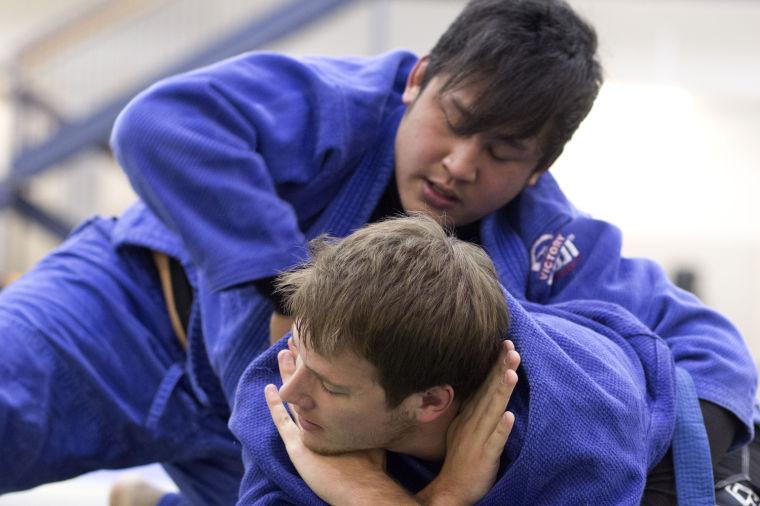 Judo Club throws down at the MAC | | theshorthorn.com
