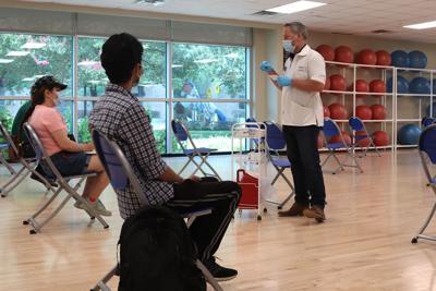 UTA to open three additional COVID-19 vaccination clinics at the Maverick Activities Center