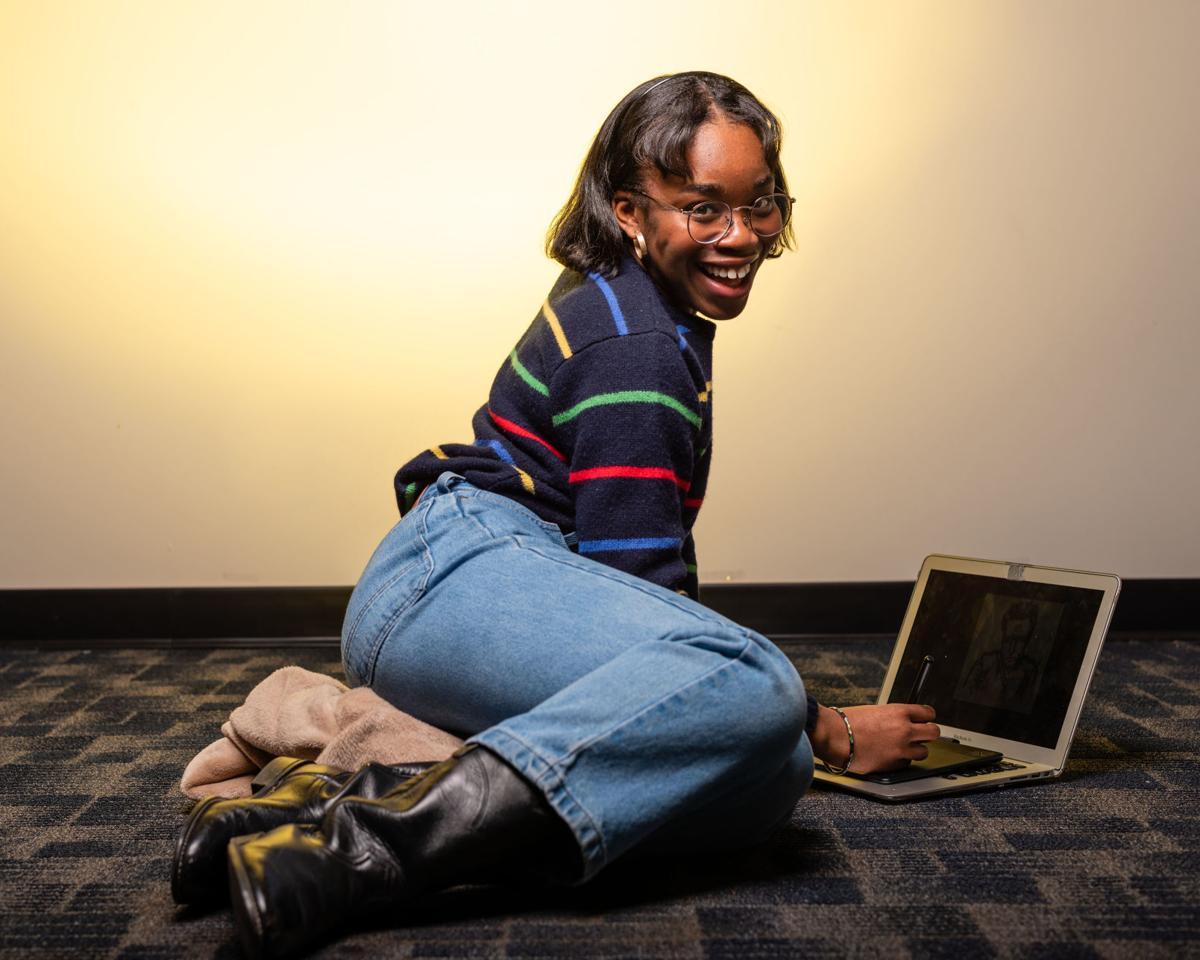 UTA female artists seek success in the world of art