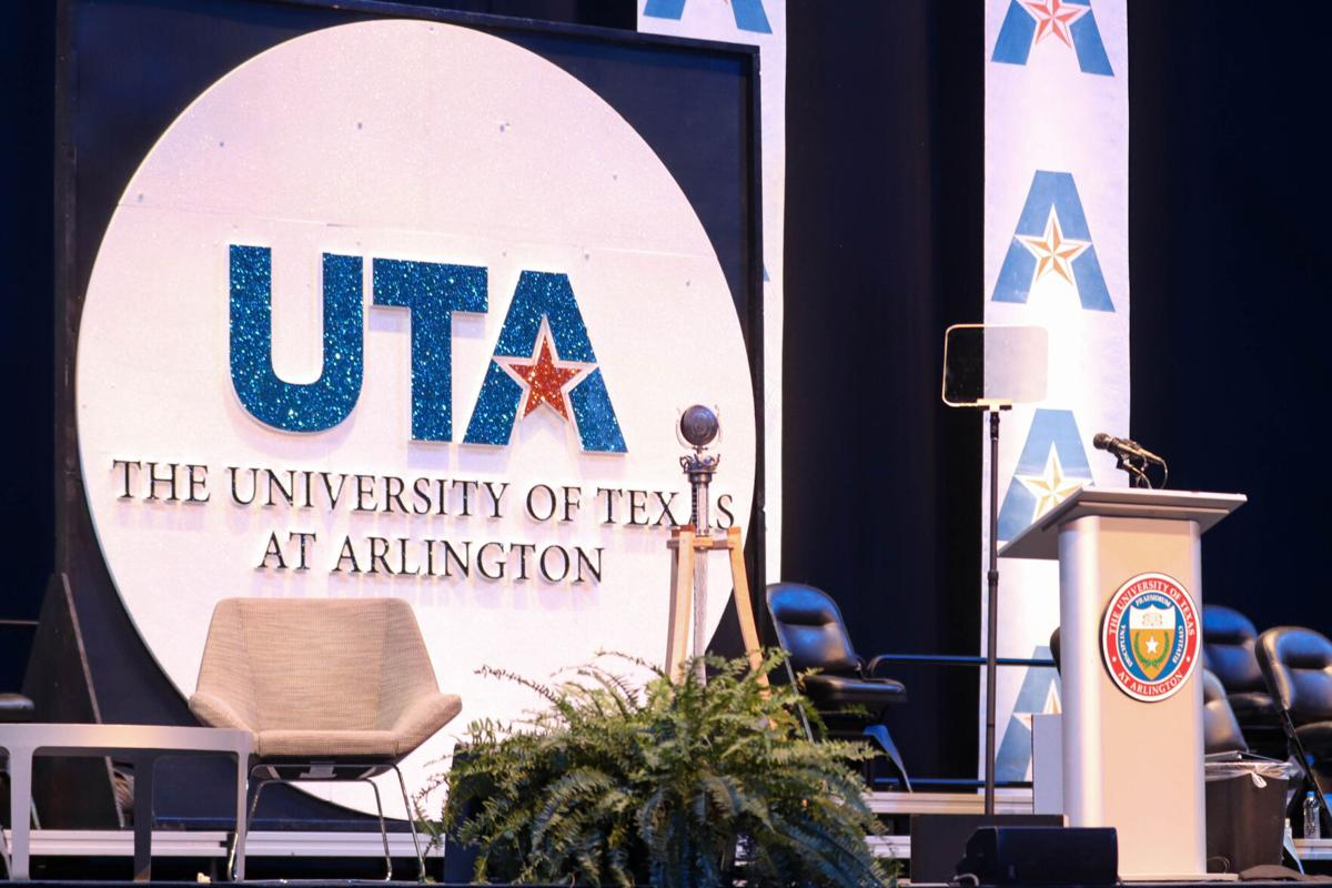 Photos: UTA MavsMeet Convocation returns in-person for first time in two years