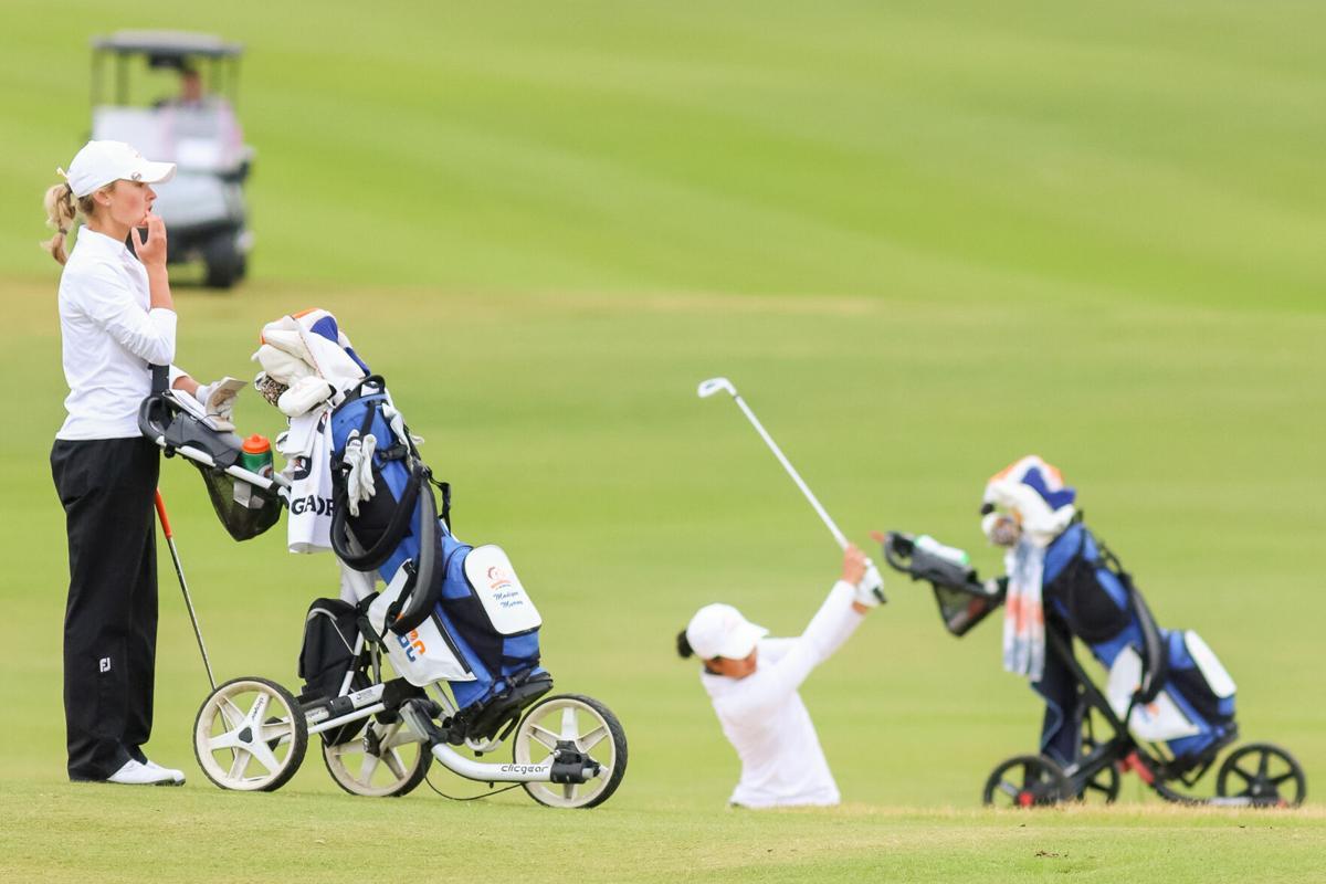 Women's golf team finishes 3rd overall in UT Arlington Invitational