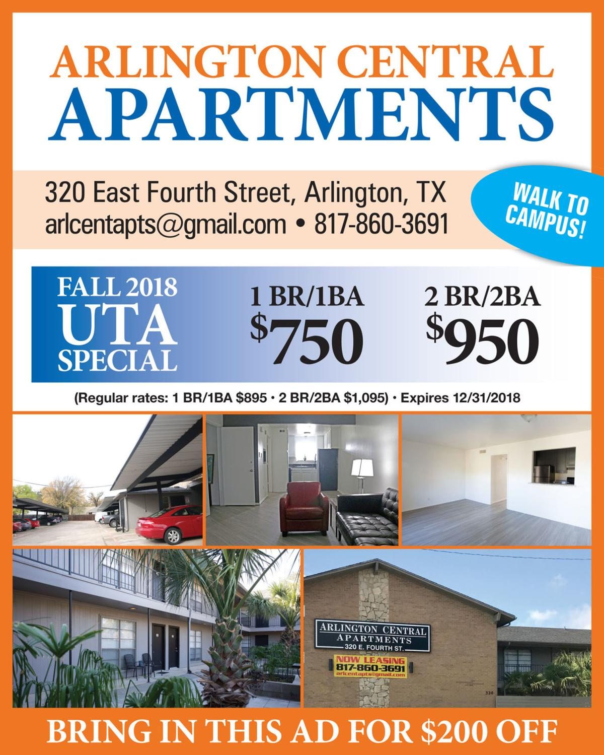 Arlington Central Apartments