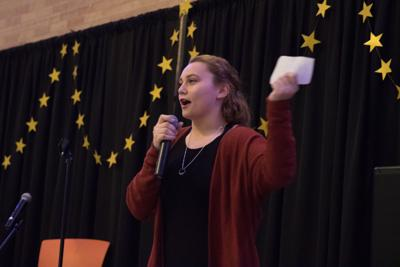 EXCEL features student talent with second Spotlight Series Open Mic Night event
