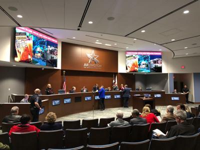 Arlington City Council moves toward rescheduling general election to Nov. 3