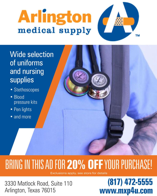 Arlington Medical Supply